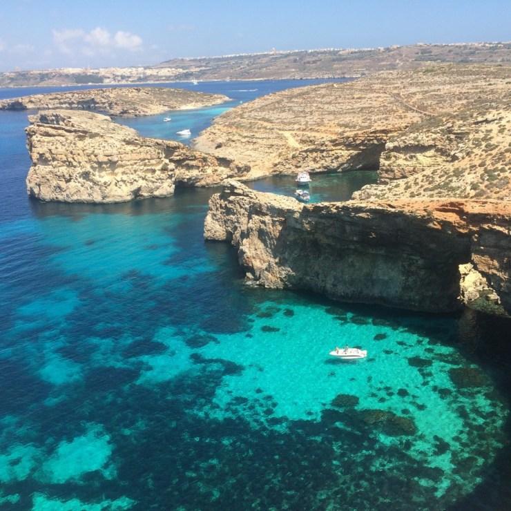 lugares para conhecer em 2016 - malta-comino