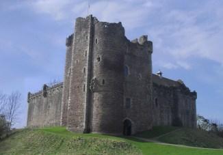 Lugares de gravação de Game of Thrones - winterfell - escócia