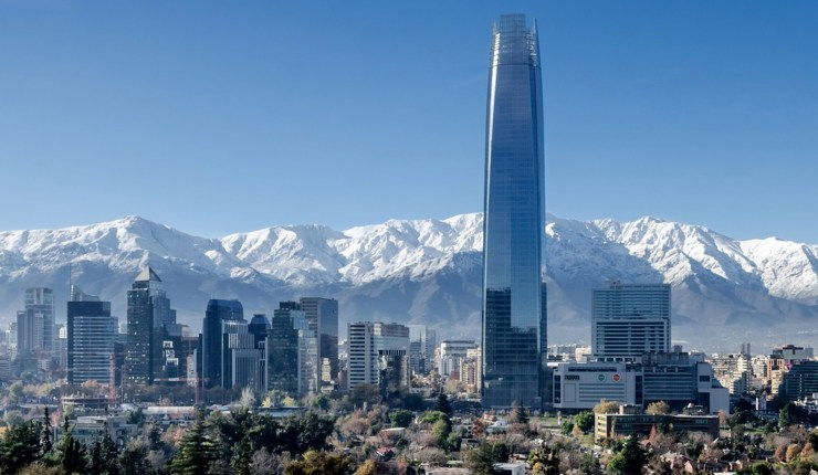 Turismo-no-Chile-santiago Turismo no Chile, o que fazer? ( Parte 1)