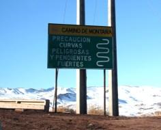roteiro santiago 7 a 10 dias - valle nevado curvas