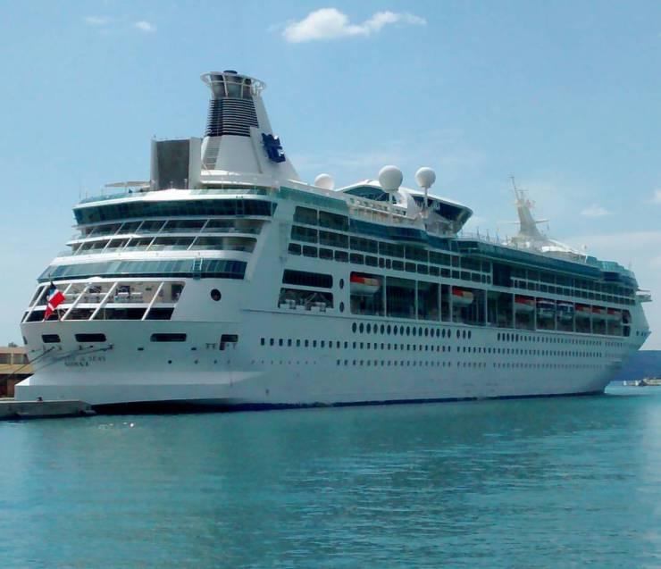trabalhar navio de cruzeiro - royal caribbean