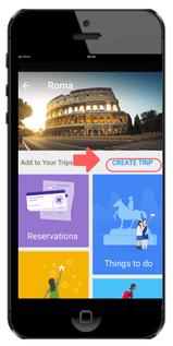 google-trips-teste-passo-1 (Testei!) Google Trips promete ser o app definitivo do viajante, será?
