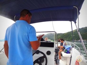 O que fazer na Ilha Grande roteiro restaurantes e dicas barco 1