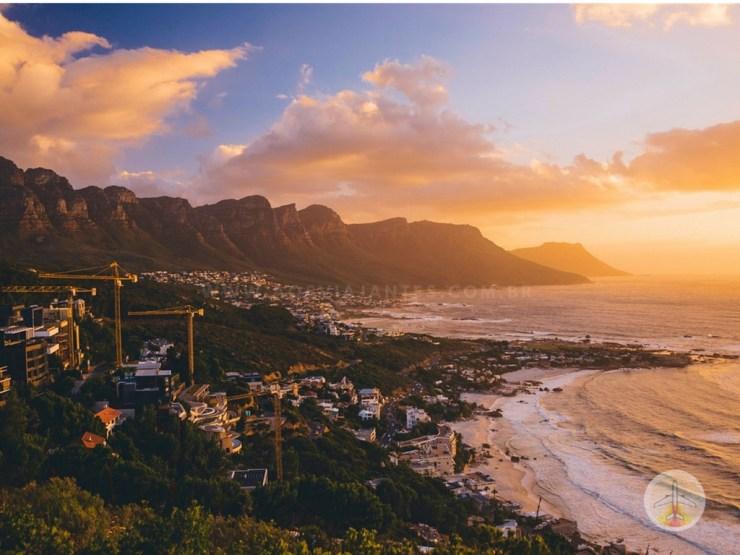 20 Cidades do mundo para visitar ao menos uma vez - cape town