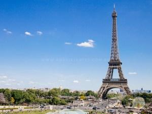 20 Cidades do mundo para visitar ao menos uma vez - paris