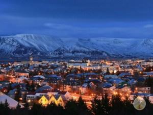 20 Cidades do mundo para visitar ao menos uma vez - reykjavik