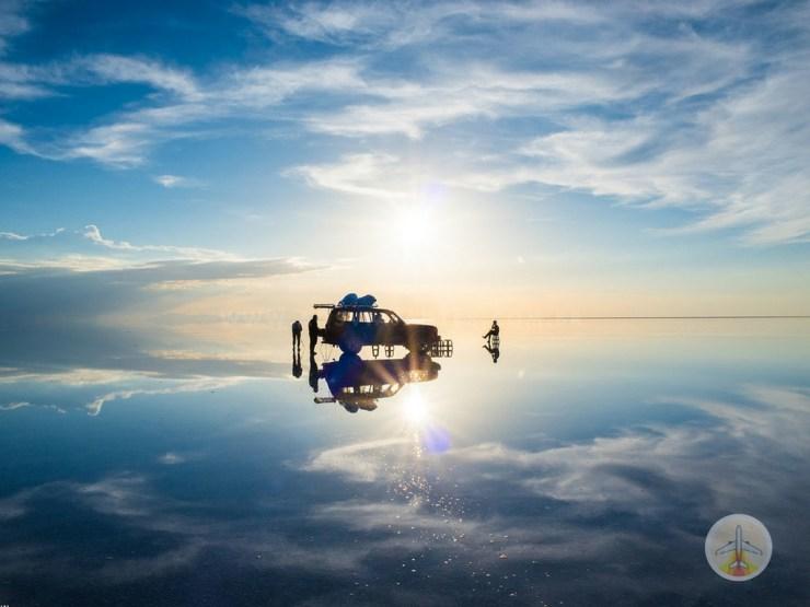 20 Cidades do mundo para visitar ao menos uma vez - salar de uyuni