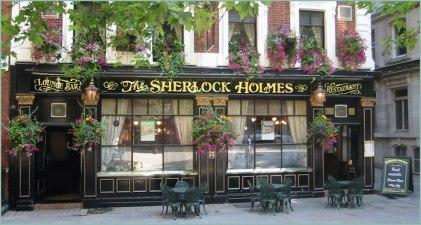 Cenários-e-Museu-de-Sherlock-Holmes-em-Londres-sherlock-holmes-pub Cenários e Museu de Sherlock Holmes em Londres