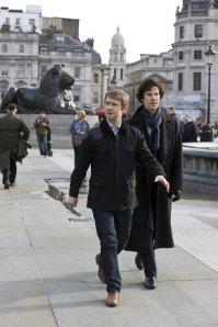 Cenários-e-Museu-de-Sherlock-Holmes-em-Londres-trafalgar-serie-1 Cenários e Museu de Sherlock Holmes em Londres