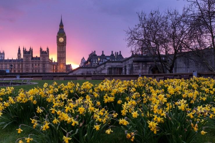 15 melhores lugares para viajar esse ano 2018 londres