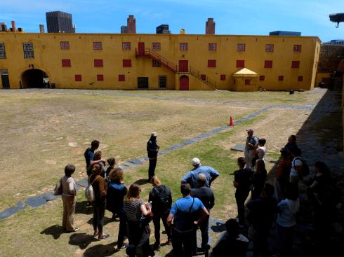 Roteiro Cidade do Cabo 4 a 7 dias castle of a good hope tour