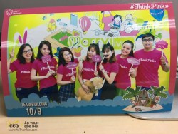 Áo thun Teambuilding #ThinkPink – Marry.vn - hinh-that-100 - thinkpink marryvn 1ab