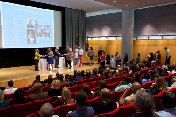 Archivist Award Ceremony 2014