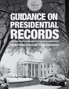 guidance-on-presidential-records