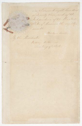 Emancipation Proclamation, Page 5