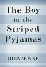 John Boyne, The Boy in the Striped Pajamas