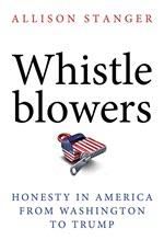 Allison Stranger, Whistle Blowers