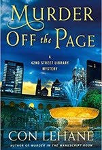 Con Lehane, Murder Off the Page