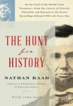 Nathan Raab, The Hunt for History