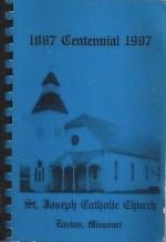 St. Joseph's Catholic Church Centennial Cookbook