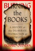 Richard Ovenden, Burning the Books