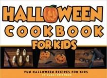 Naomi Sherwood, Halloween Cookbook for Kids