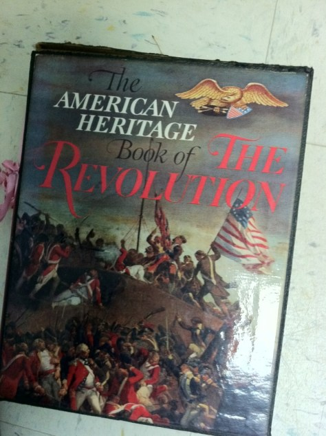 Photo Books Revolutionary War