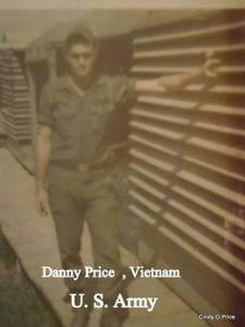 In Memory Danny Price lost to Agent Orange in 1993.