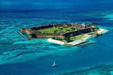 Fort Jefferson Adventure Ideas in Florida Key West