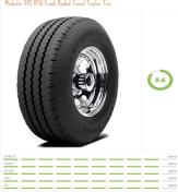 Michelin has an RV tire line that is remarkably affordable as well as long lasting. I haven't personally used these travel trailer tires, but I have friend that has been running with this set for over 4 years now. Want to stop spending money on Class A tires then take a look at michelin's motorhome tires line.