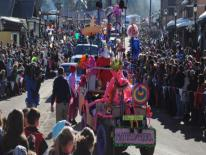 Mardi Gras Parade at the McCall Winter Carnival
