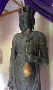 重要文化財・宝厳寺の十一面観音