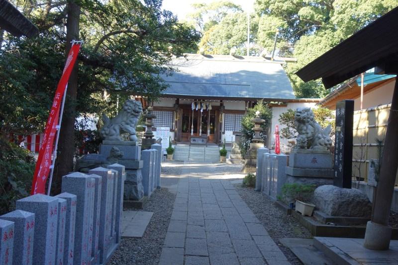 我孫子市 柴崎神社