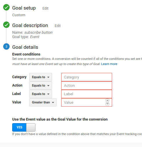 How to track button clicks using Google Tag Manager 5