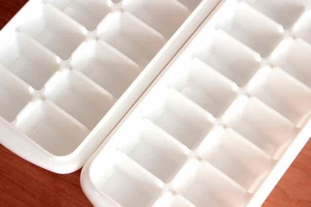 製氷皿の活用術9選!自家製冷凍食品・簡単寿司・スイーツ・など