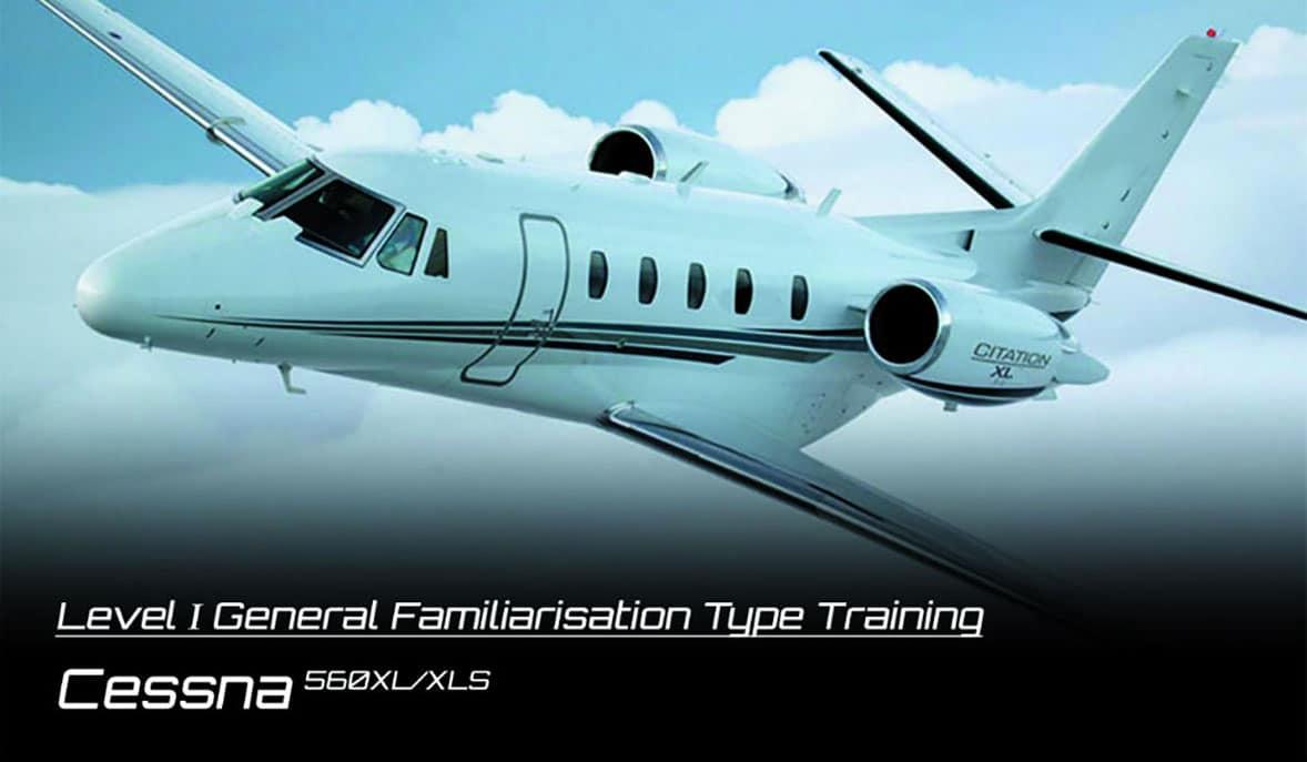 Citation 560XL General Familiarisation Type Training