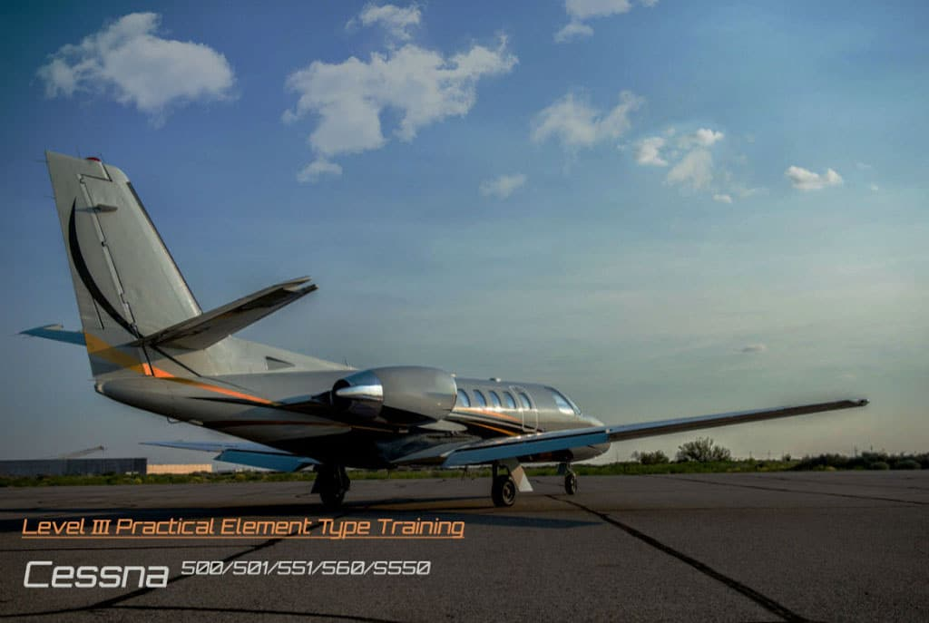 Cessna 500_501_551_560_S550 Practical Type Training