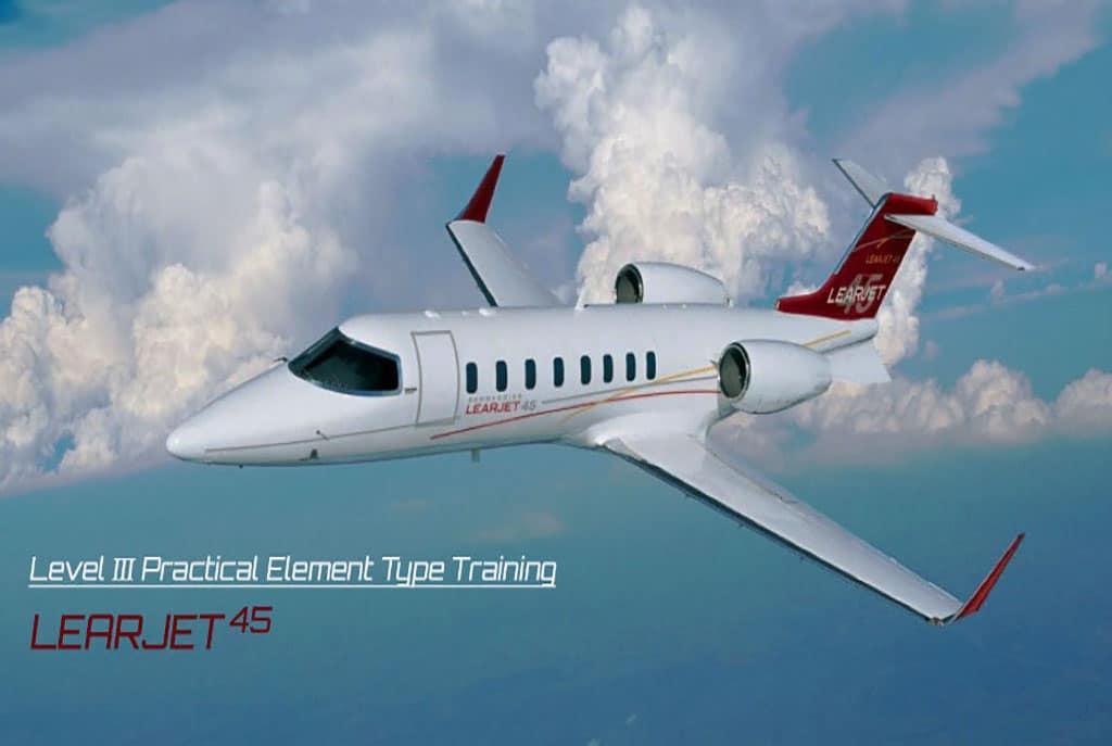 Learjet 45 Practical Type Training