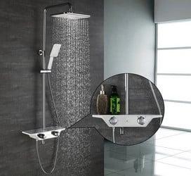 meilleure colonne de douche 2021
