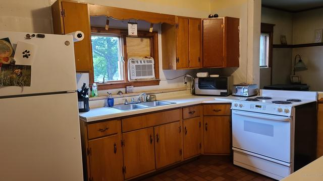 Kitchen featured at 14 Belmont St, Milo, ME 04463