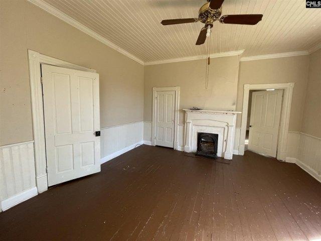Bedroom featured at 201 Merritt Ave, Ridge Spring, SC 29129