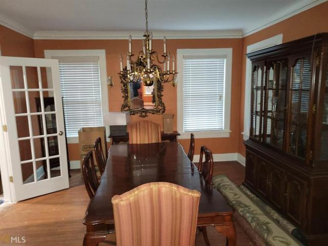 Dining room featured at 1346 Winton Ave, Macon, GA 31204