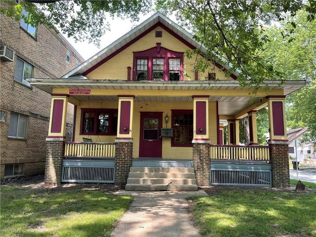 Porch featured at 1044 W Main St, Decatur, IL 62522