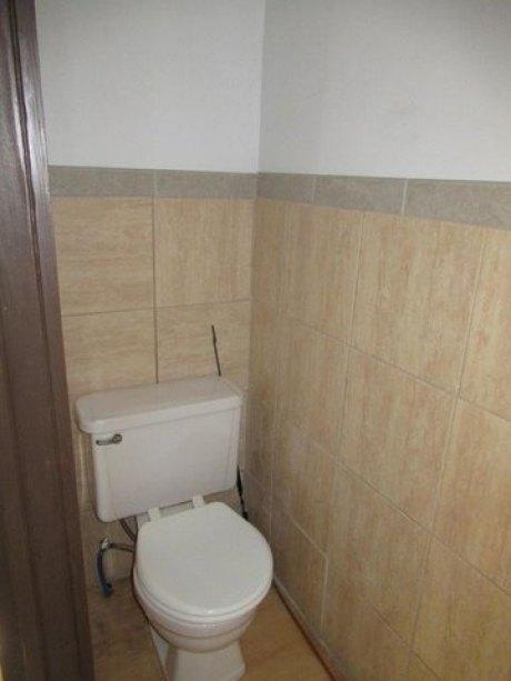Bathroom featured at 191 Pleasant St, Hinton, WV 25951