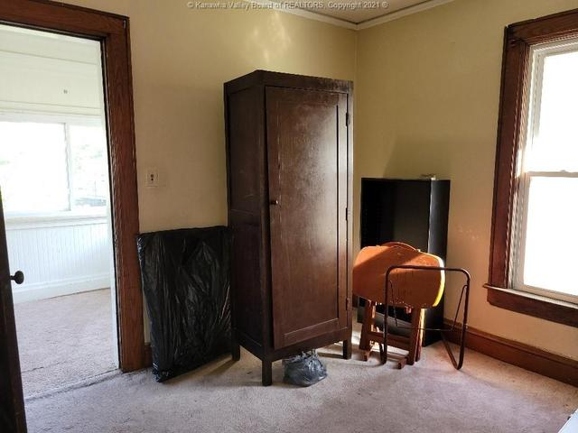 Bedroom featured at 111 Fitzgerald St, Charleston, WV 25302