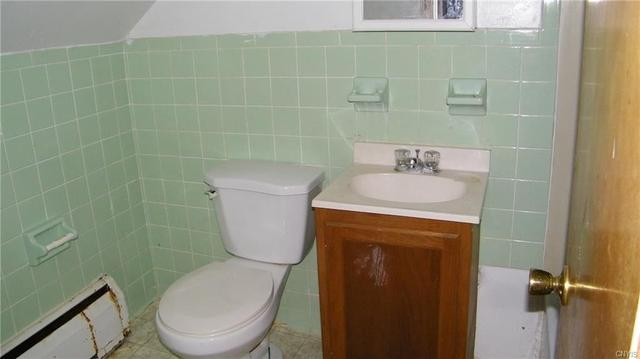 Bathroom featured at 5547 Lee Valley Rd, Rome, NY 13440