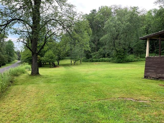 Yard featured at 298 Telescope Rd, Galeton, PA 16922