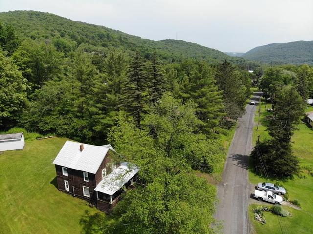 Road view featured at 298 Telescope Rd, Galeton, PA 16922