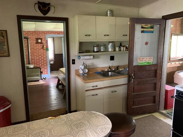 Kitchen featured at 298 Telescope Rd, Galeton, PA 16922