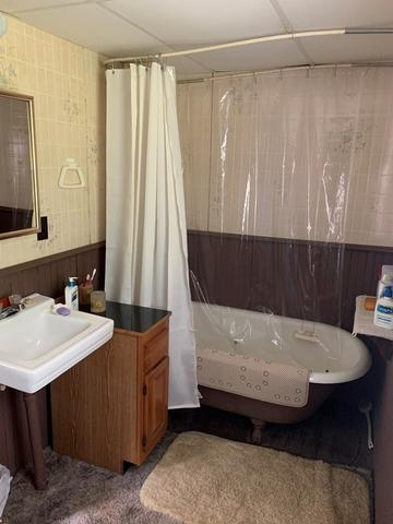 Bathroom featured at 298 Telescope Rd, Galeton, PA 16922
